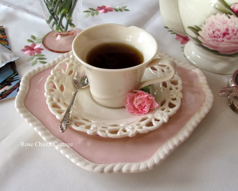 Rose Chintz Cottage A New Tea For Tea Time Tuesday