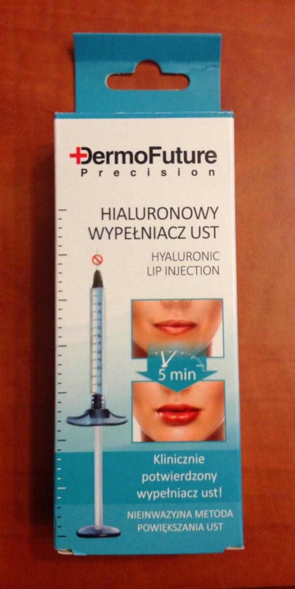 dermofuture hialuronowy wypełniacz ust