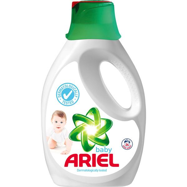 Mamás Full Time Ariel Detergente