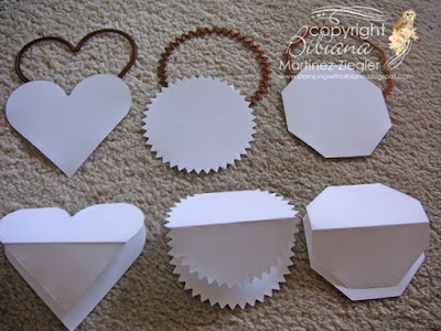 how to make easel cards samples