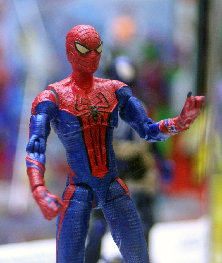 The amazing spider man toys - photo#19