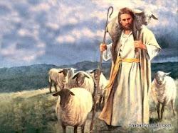 Senhor, tu és o bom pastor.