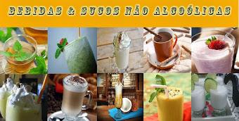 Bebidas e Sucos Não Alcoólicos