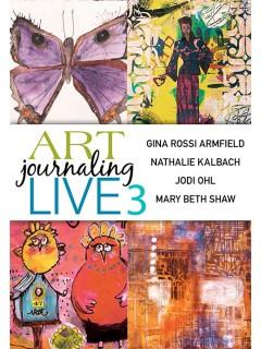 Art Journaling Live 3 Video Download!