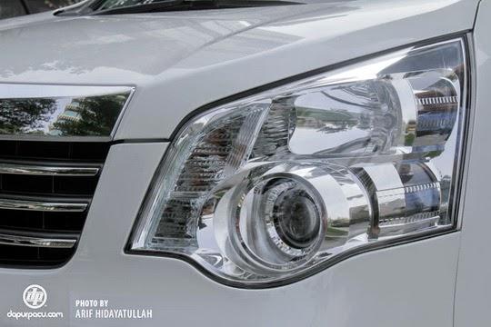 Eksterior Toyota Nav1 Tipe G V Facelift Luxury Terbaru
