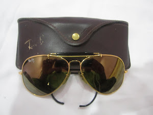 Ray Ban Diamond Hard (SOLD)