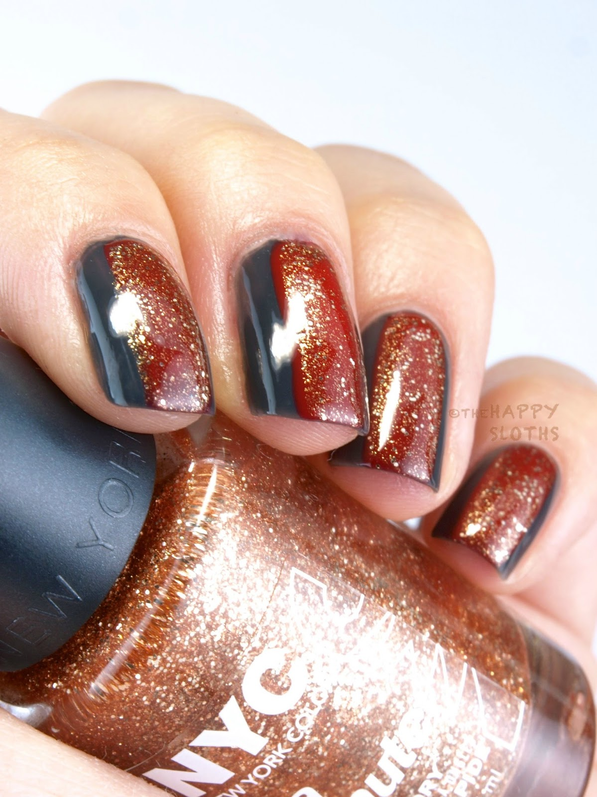 NYC New York Color Fall 2015 Runway Inspired Manicure: #NYCBeautyPro ...