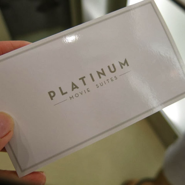 Platinum Movie Suite The Cathay