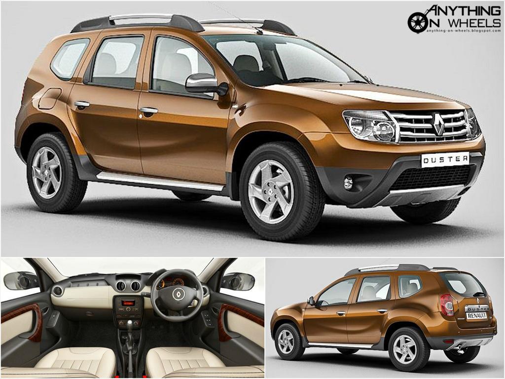 Gayatri Balu's blog: Renault Duster #9D672E