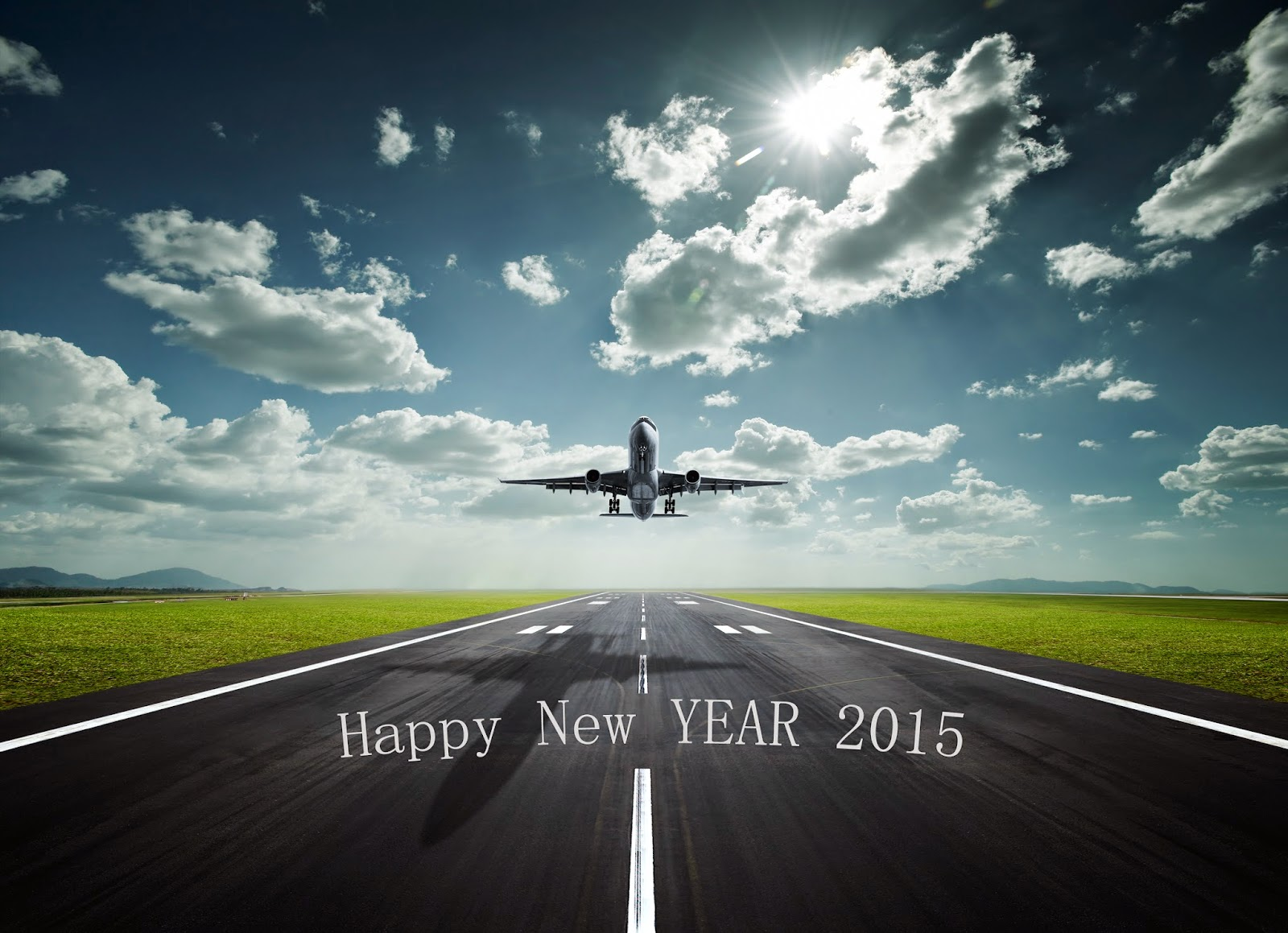 Happy New Year 2015 Greeting Cards - Free Wishing Cards