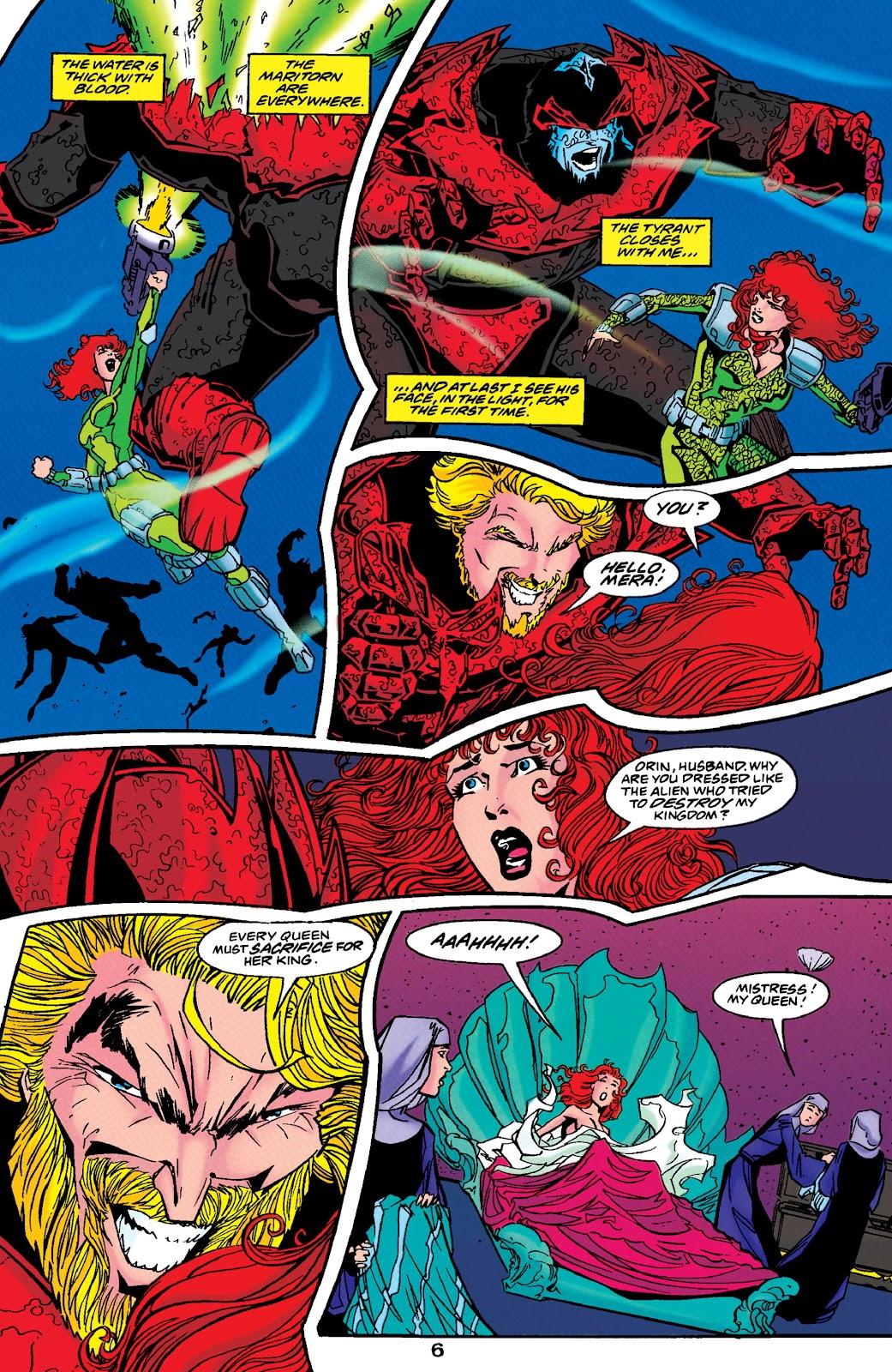 Aquaman (1994) Issue #49 #55 - English 7
