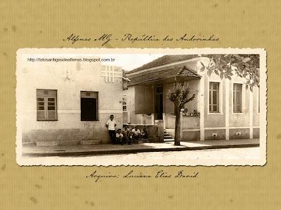 República das Andorinhas, Alfenas