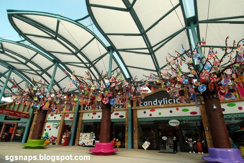 Singapore snapshots candylicious store resorts world sentosa candylicious store resorts world sentosa gumiabroncs Image collections