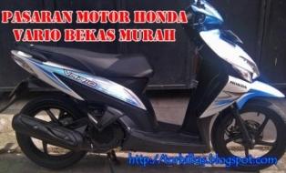 Motor Honda Vario Bekas