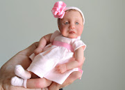 I would like to introduce one of my OOAK baby dolls ! Meet baby Abigail. (dsc )