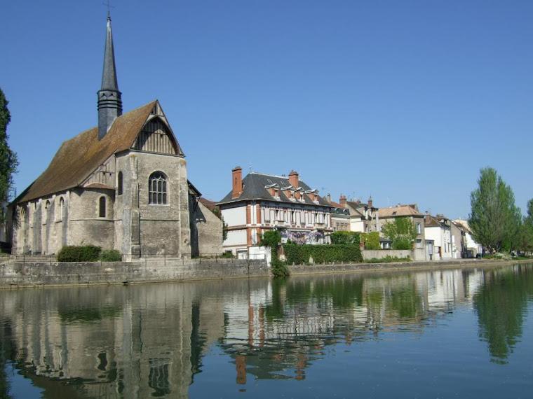 Paisaje de Sens, Francia. Foto tomada de images4.mygola