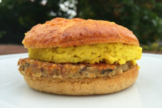 Amy's Kitchen Vegan Hot Breakfast Sandwich