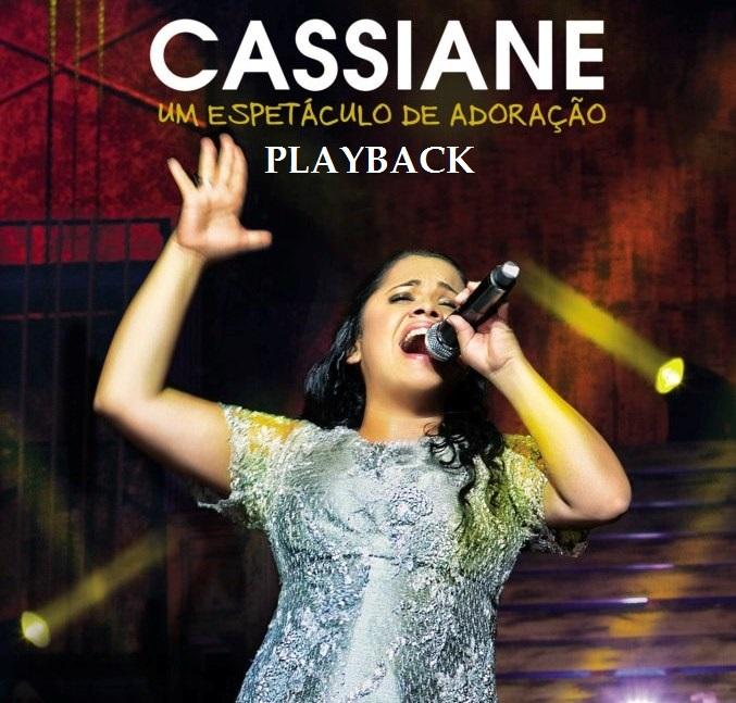 Cassiane - Um Espet�culo de Adora��o - Playback