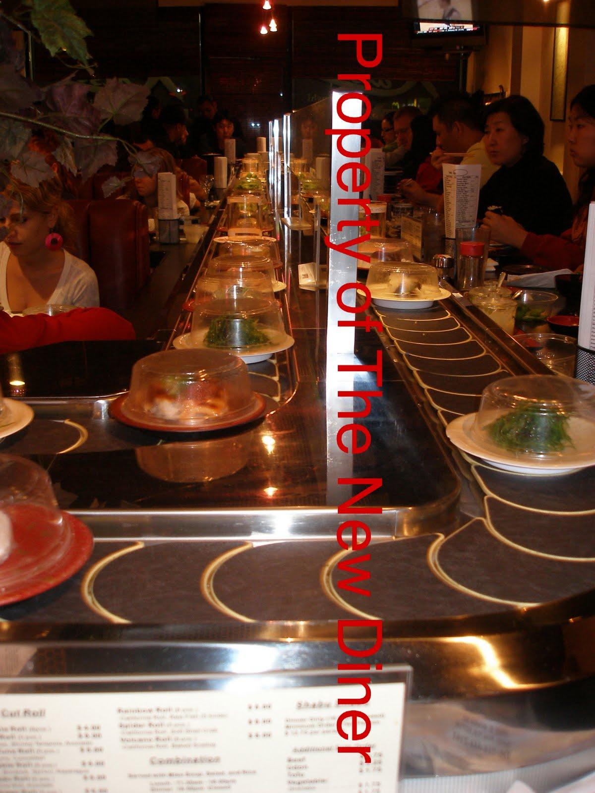 The New Diner: November 2008