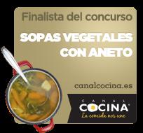 Finalista en Canal Cocina