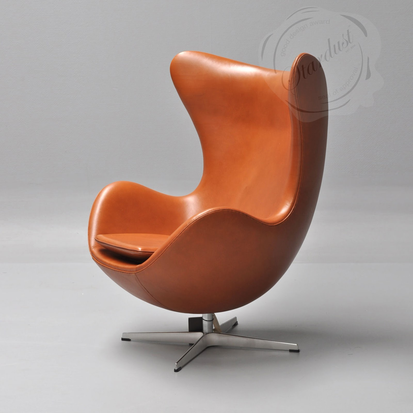 Arne jacobsen egg chair leather - Egg Fritz Hansen Leather Chair Fritz Hansen Arne Jacobsen