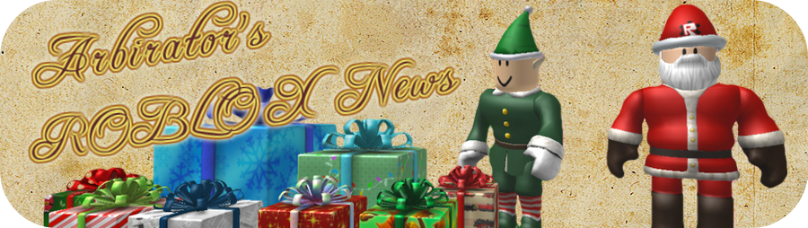 Roblox News: Roblox News Festivities: Giftplosion, Site Logo ...