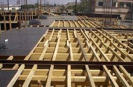 ورش شدات وحديد تسليح المباني المعمارية