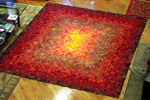 Cotton Mill Quilt Guild Blooming Nine Patch Workshop