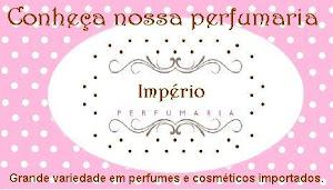 Venha conhecer a Perfumaria