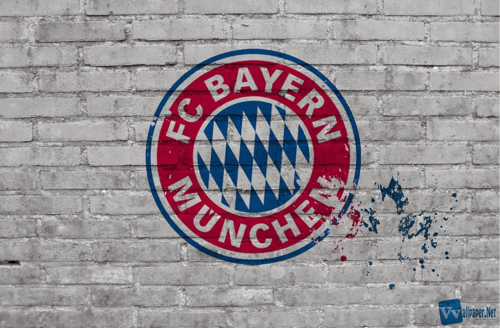 Bayern Munich FC Logo HD Wallpapers