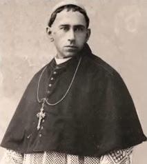 Mons. Ezequiel Moreno Díaz, Obispo de Pasto, Colombia.