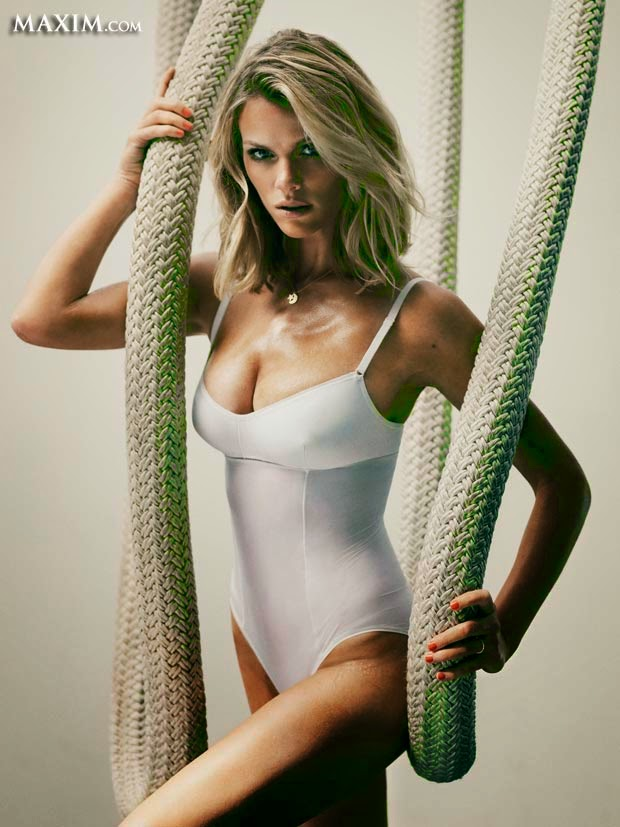 Yes, the Maxim 2014 Hot 100 of Sexiest Women & Hottest Celebrities are definitely right to showcasing the spontaneous work list to a public and put Brooklyn Decker on the list number.
