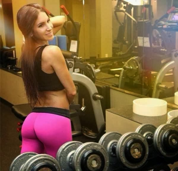 Jen Selter has 1.3 Million Butt Loves in Instragram: Hit Photos