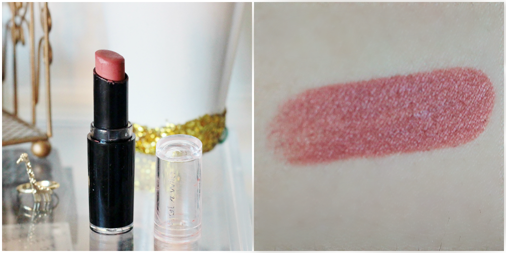 wet n wild mega last matte lipstick in sand storm matte lipstick review and swatch