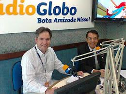 MANHÃ DA GLOBO -Rádio Globo AM 1150
