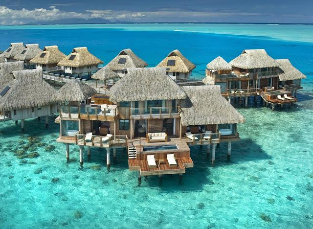 Bora Bora, paradise, warm, hilton, hotel, vacation