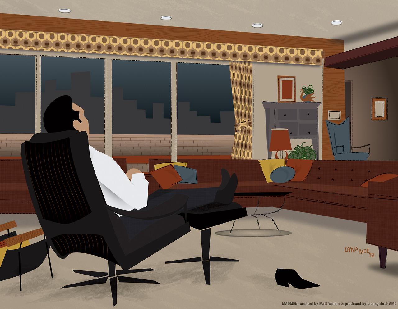 Doctor Ojiplático-MadMenIllustrated.DynaMoe