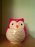 Owl Trinket Dish