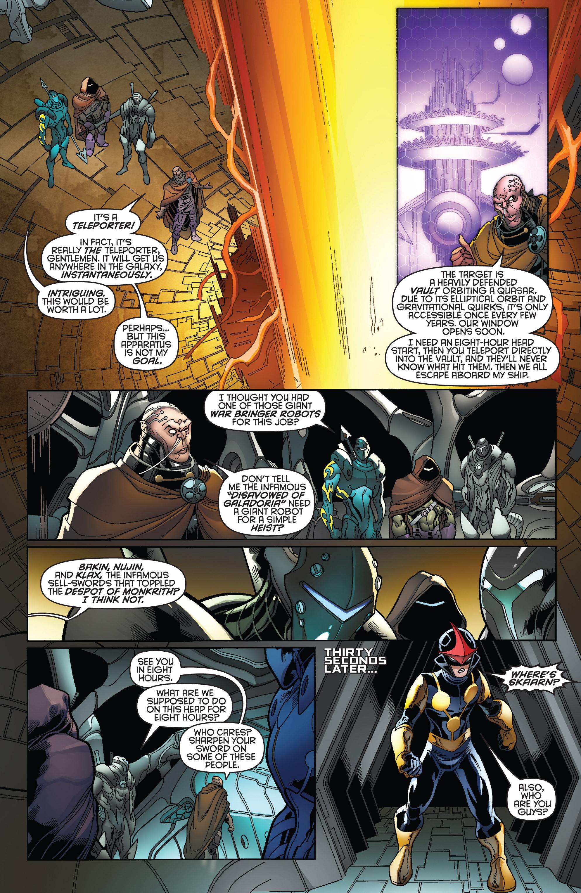 Nova (2013) - Chapter  15 | pic 6