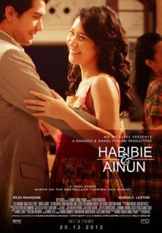 Sinopsis Film Habibie & Ainun 2012