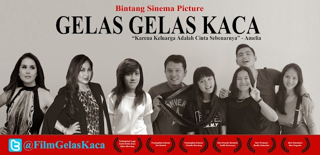 Press Release Film Gelas-Gelas Kaca