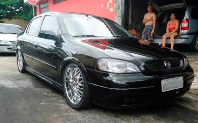 Astra Sedan Turbo