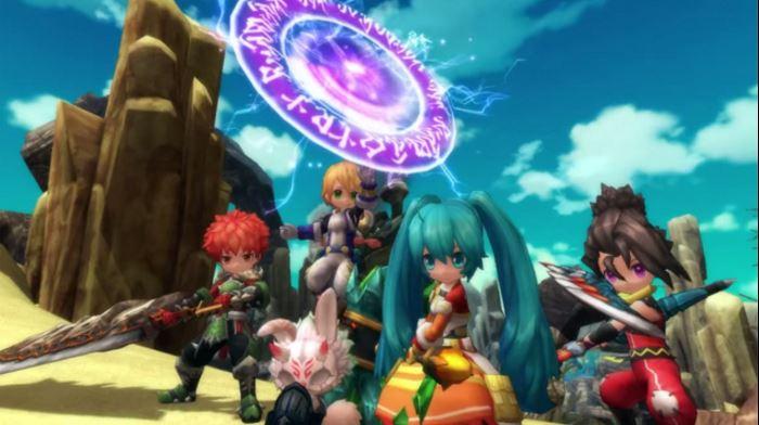 gameplay Dragomon Hunter