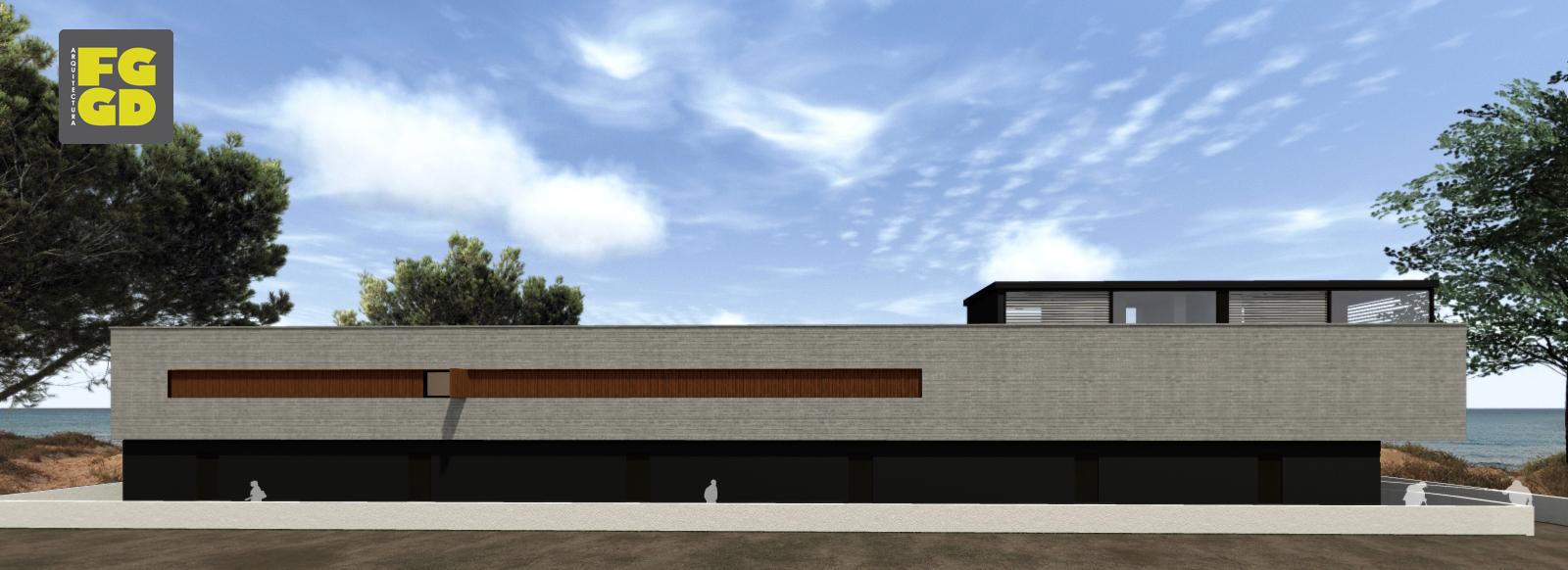 Fggd arquitectura proyectos vivienda xxl parte 02 - Estudios arquitectura murcia ...