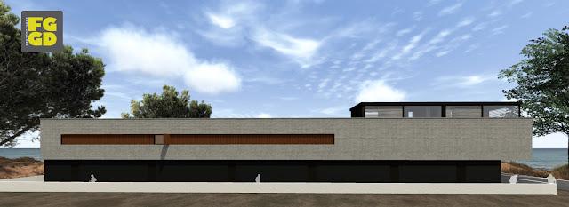 FGGD_Arquitectura - Vivienda XXL, La Manga, Murcia