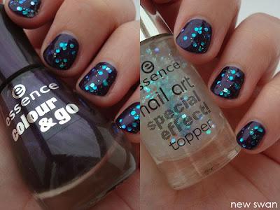 [ notd ] Galaxy Nails