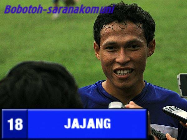 profile pemain persib Jajang Sukmara