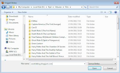 Cara Membuat Link Download