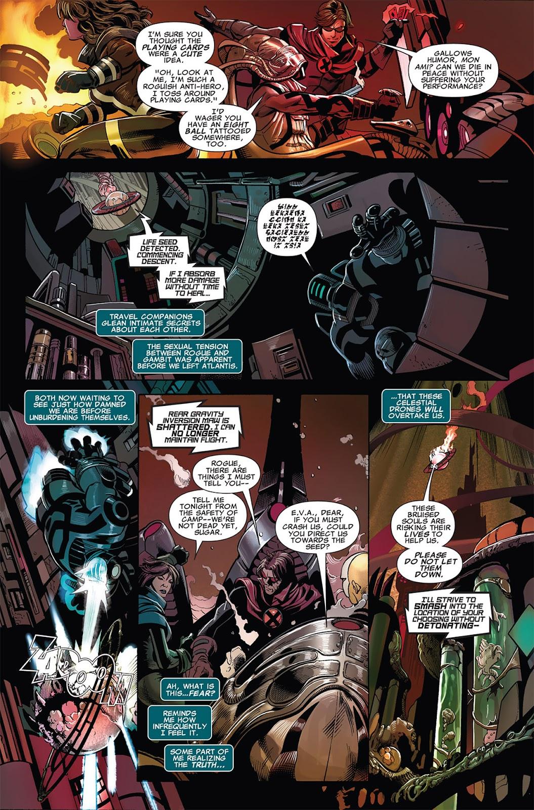 Uncanny X-Force (2010) Issue #13 #14 - English 4