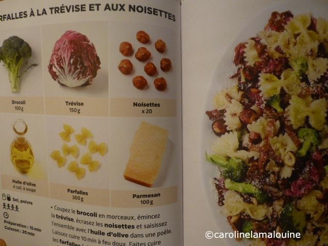 Carolinelamalouine simplissime le livre de cuisine le for Simplissime livre cuisine
